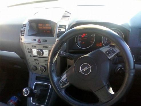 Opel Zafira 2008 Junk Mail