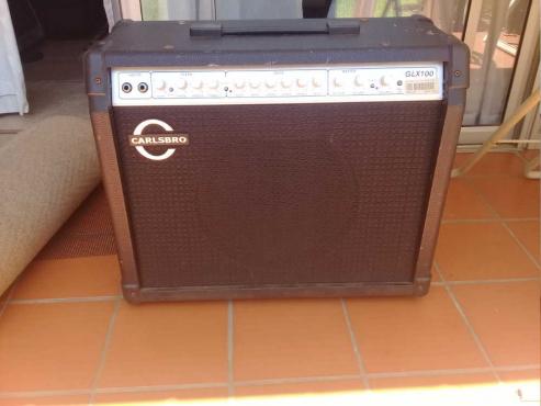 Carlsbro GLX100 Amplifier