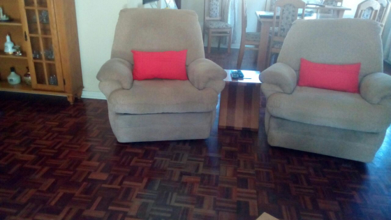 GRAFTON EVEREST RECLINERS X 2 : recliner chairs pretoria - islam-shia.org