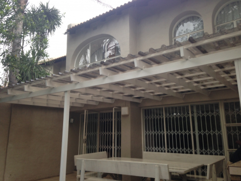 Patio Roof Installation and Repairs