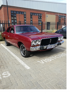 Valiant Chrysler SE 1979 completely reconditioned 90k