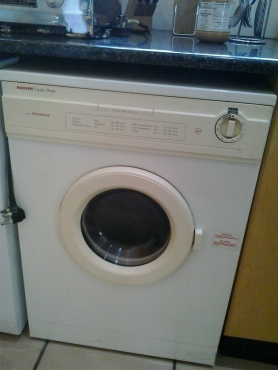 Tumble Drier 5kg Hoover Logic with Auto Sense