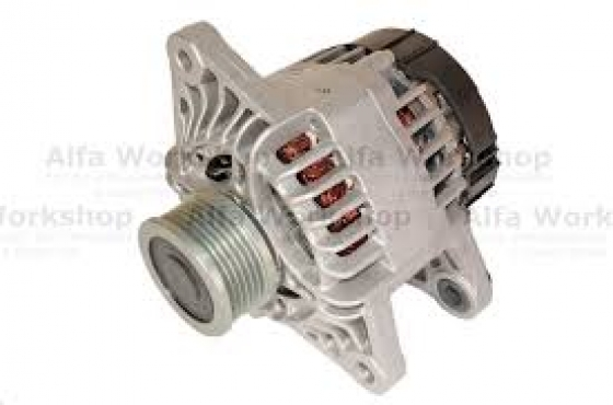 Alfa Romeo 147 1.6 and 2.0 Alternators   for sale  Contact 076 427 8509  Whatsapp 0764278509  Tel: 0