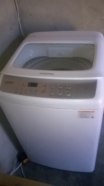 samsung 9kg top loader automatic washing machine