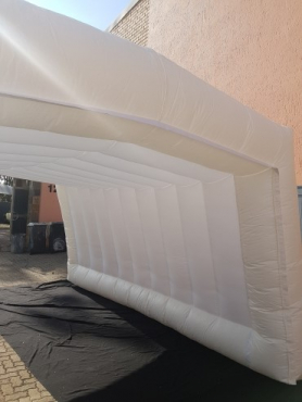 Inflatable Tunnel - Excellent Condition, Only Used Once