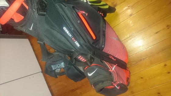 Nike Vapor Fly golf ser