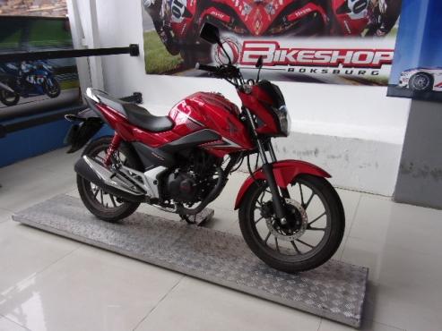 2016 Honda CB125F (f
