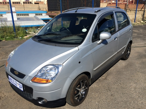 Chevrolet  Spark1.2 lx 2011 Model with 4 Doors,