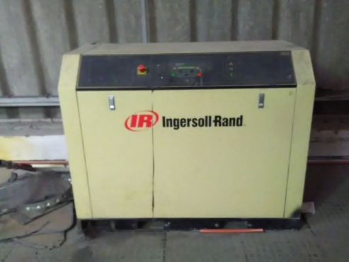 Ingersol rand compressor - fully serviced