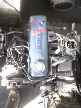 Nissan 1400 Complete engine for Sale