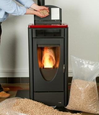 Fireplace Pellets