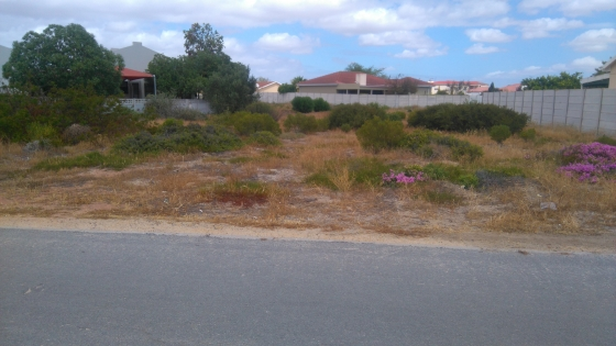 Sole Mandate: Plot for sale in Port Owen: VELDDRIF; Ref: 2118