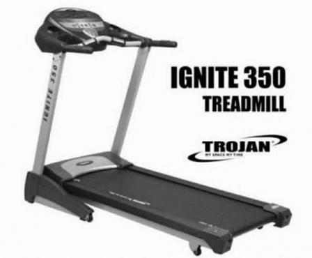 Trojan Ignite 350 Treadmill Te Koop