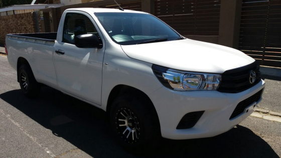 Toyota Hilux & Isuzu KB Series bakkies on Sale - loads to choose from.