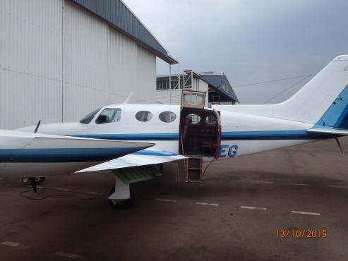 Cessna C402B 1969 Ser 115.