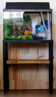 25L Glass Aquarium