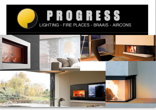 Progress Lighting, Fires and Braais