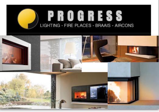 Progress Lighting, Fires and Braais