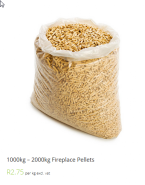 Fireplace Pellets