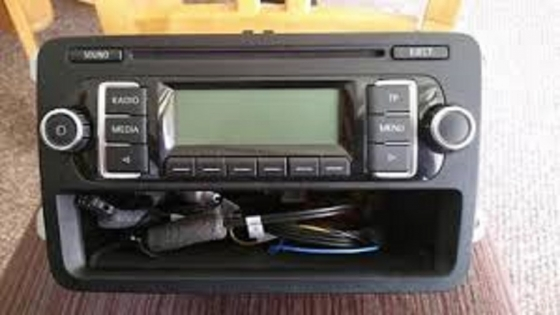 Second hand radio's available for Audi,Honda and VW