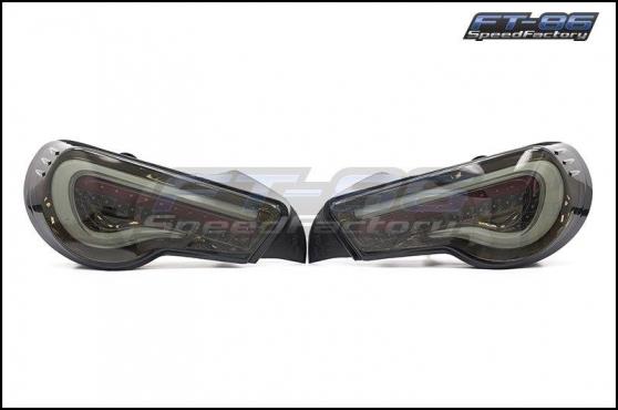 Toyota GT86 Subaru BRZ Valenti Tail Lights