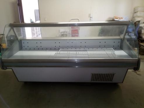 Display fridge