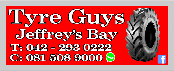 TYRE GUYS JEFFREY'S BAY