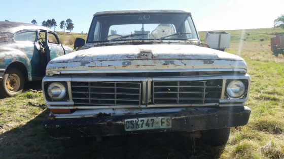 1969 Ford F100 for sale | Junk Mail