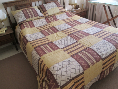 Queen Size Bedspread for Sale