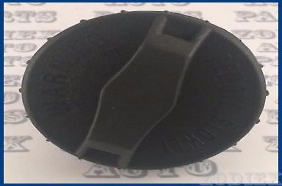 universal non locking petrol cap (plastic)