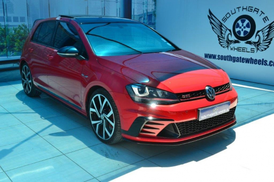 2017 Volkswagen Golf VII GTi TSI DSG CLUBSPORT