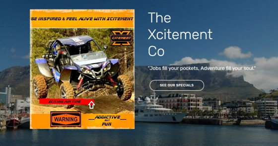 The Xcitement Co. 4x4 Racing
