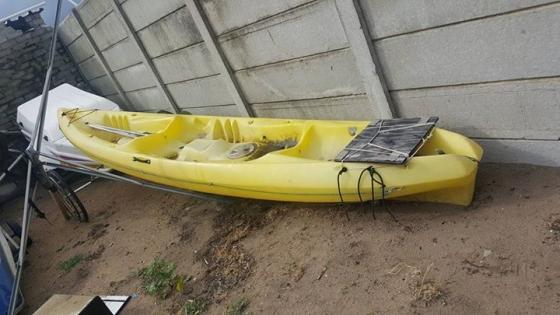 Kayak 2 seater
