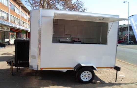 mobile kitchen trailer we deliver everywhere in south On kitchens for sale south africa