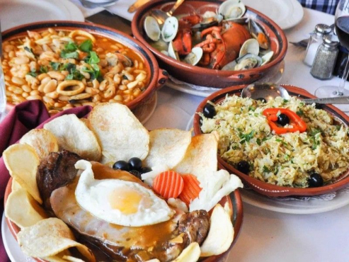 POPULAR AND BUSY PORTUGUESE RESTAURANT IN THE EAST RAND