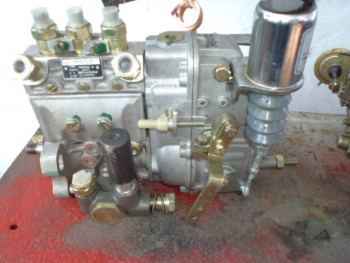 Deutz 3 and 6 cylinder injection pumps