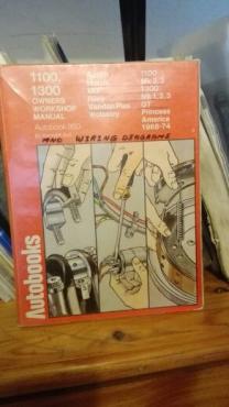 Morris MK2 and 3: workshop manual