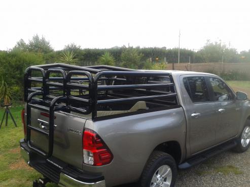 Quality cattle rails