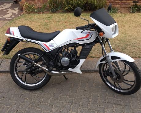 1981 Yamaha RZ