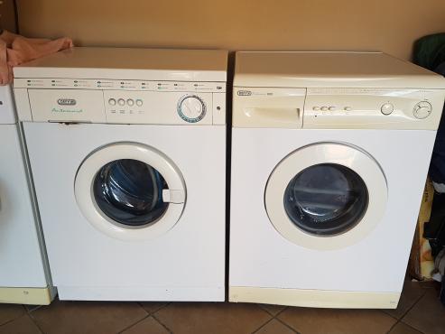 DEFY Automaid 5Kg washing machines