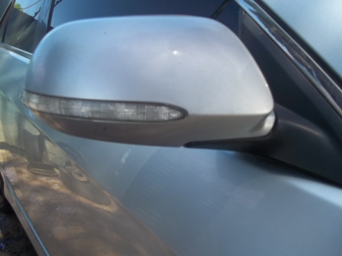 Honda Accord mirror
