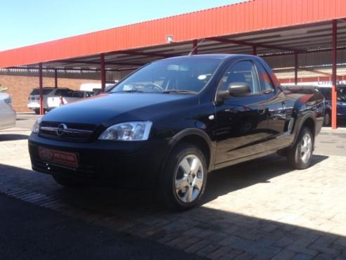 2008 Opel Corsa Utility 1.4i Club