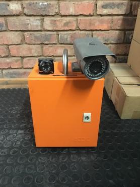 Portable CCTV units