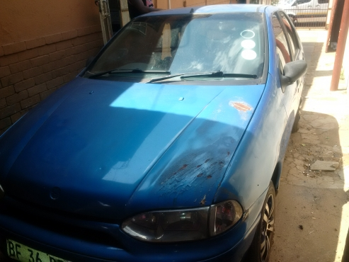 2004 Fiat Palio 1.6i Hatchaback