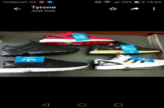 Nike./ adidas original branded sneakers