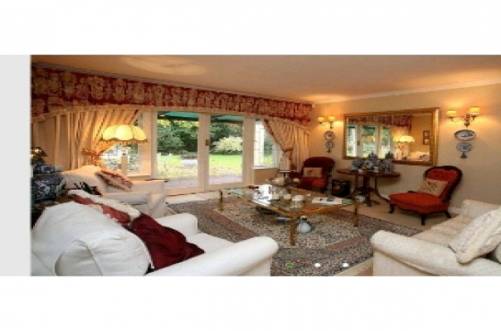 Triple Lined Curtains & Valance