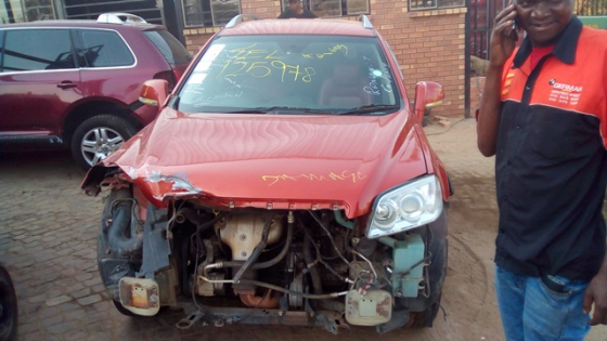 Chevrolet Captiva In Bike Spares And Parts In South Africa Junk Mail
