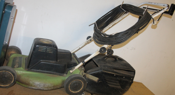 Sunbeam lawn mower S
