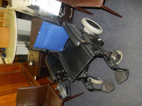 Power Chair Wheelchair