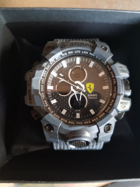 Gshock watches for sale, comes in box